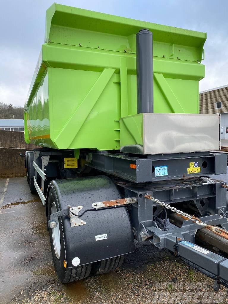 Istrail PS 160/13D 30 Tons totalvikt
