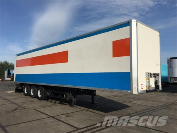 Tracon TO.1727 / 3 ASS / LIFT AS / BPW / L1360B250