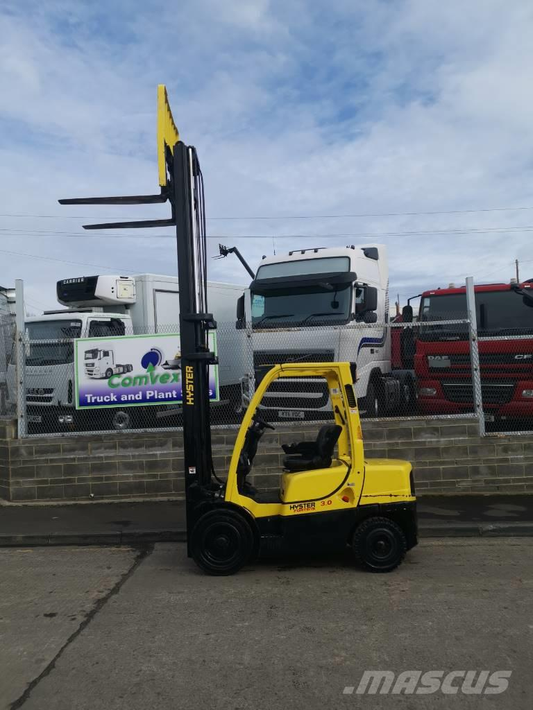 Hyster H 3.00 FT