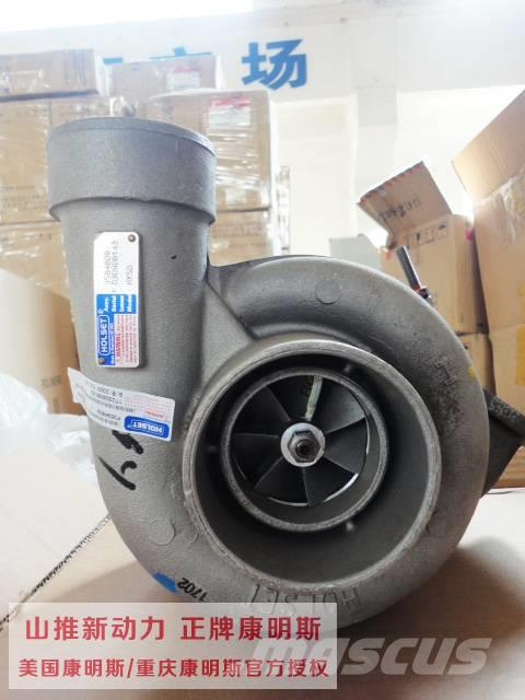 Cummins 6CT engine turbocharger HX40W 4051184