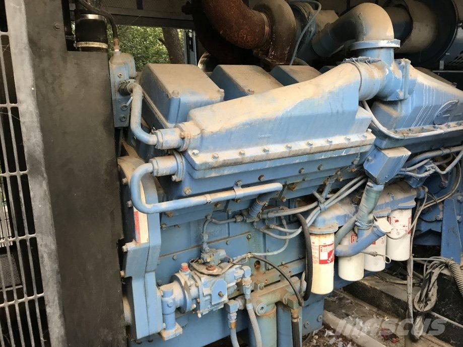 [Other] Generator Cummins Cummins 925 kva 1000kW