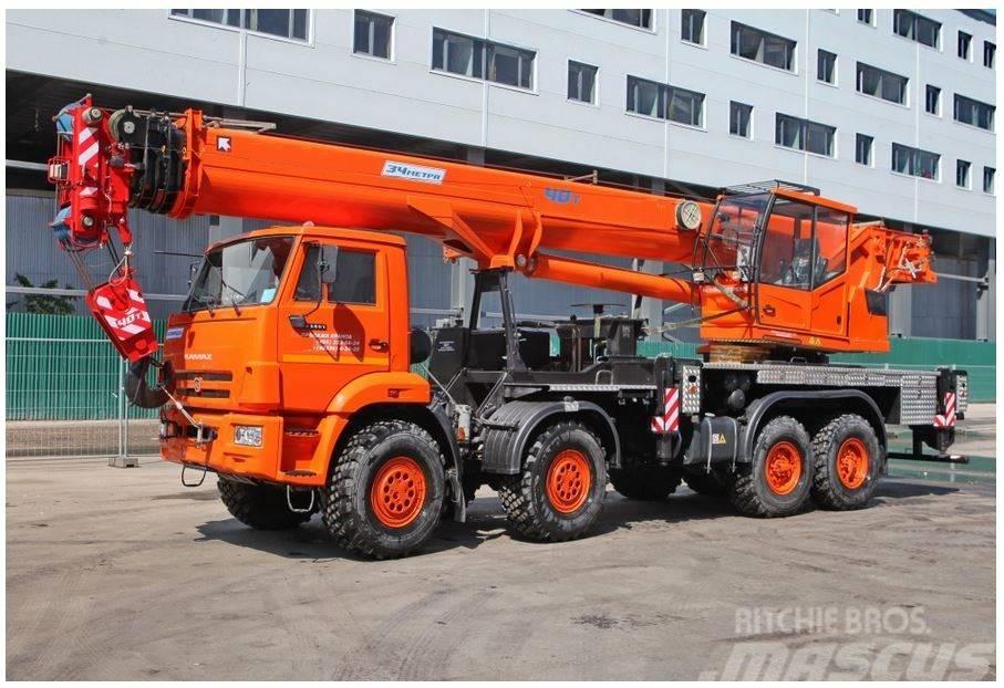 Kamaz 40 ton