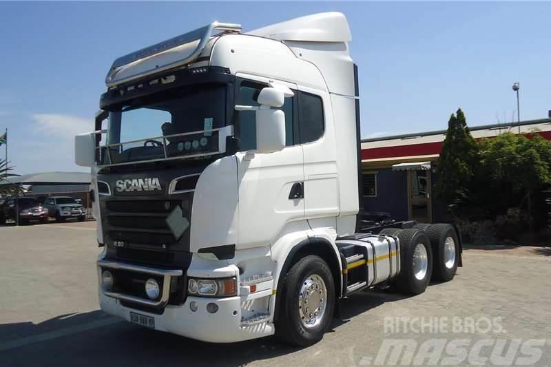 Scania R500 SCANIA T/T C/C HJX288MP