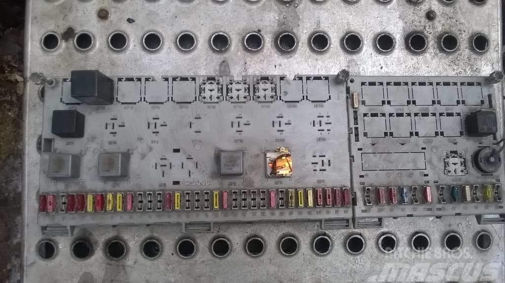Scania 94 fuse block