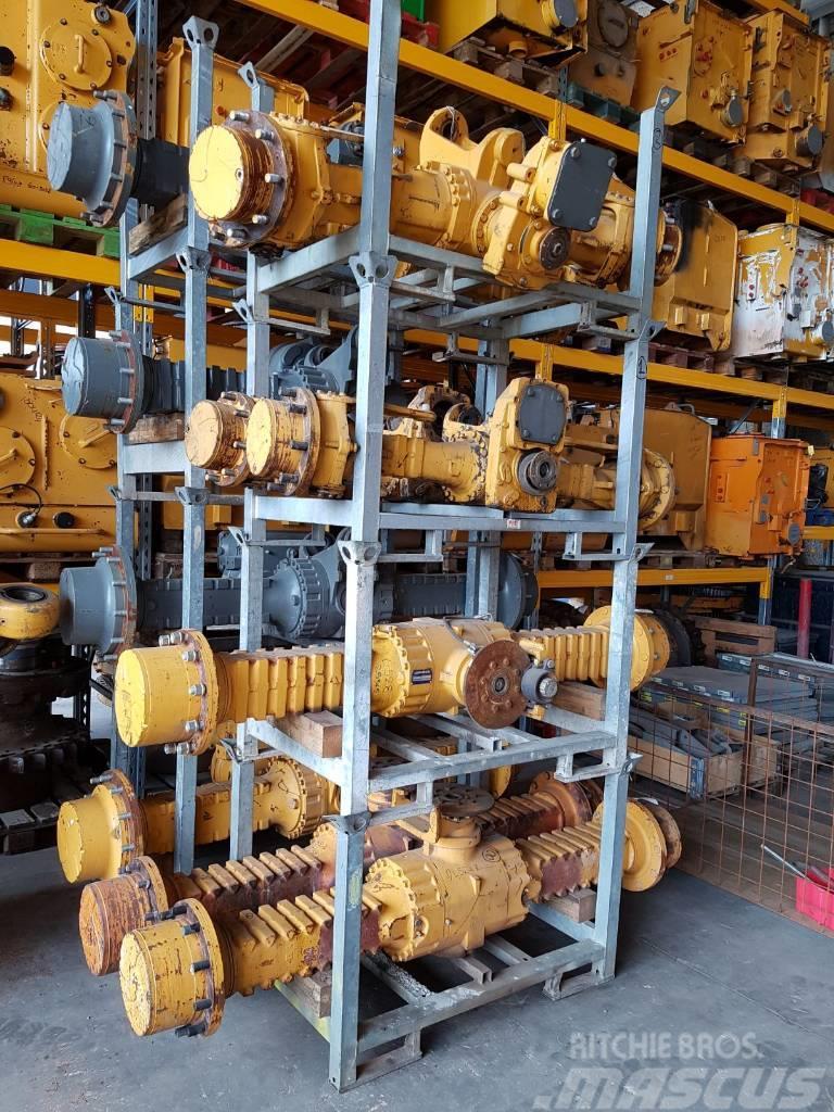 Liebherr Liebherr front and rear axles