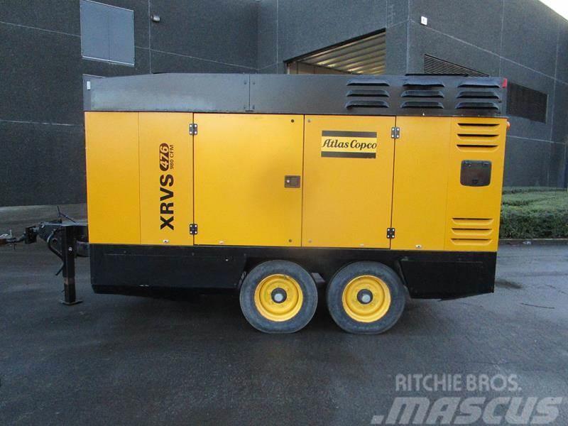 Atlas Copco XRVS 476 - N