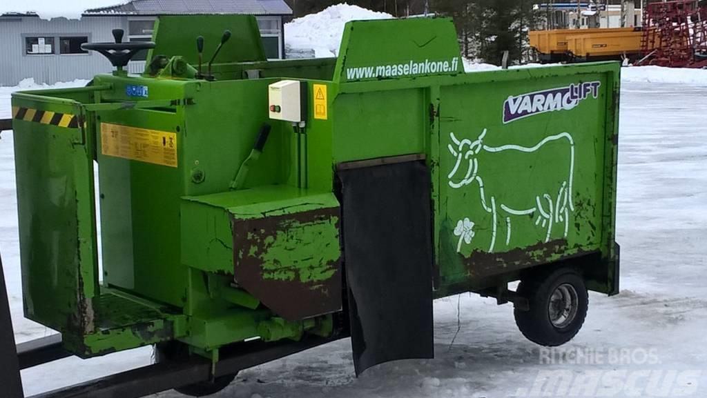 Varmolift farmer 5,5KW