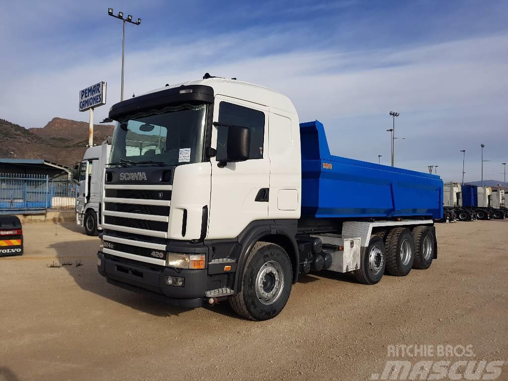 Scania R 124 GB 420