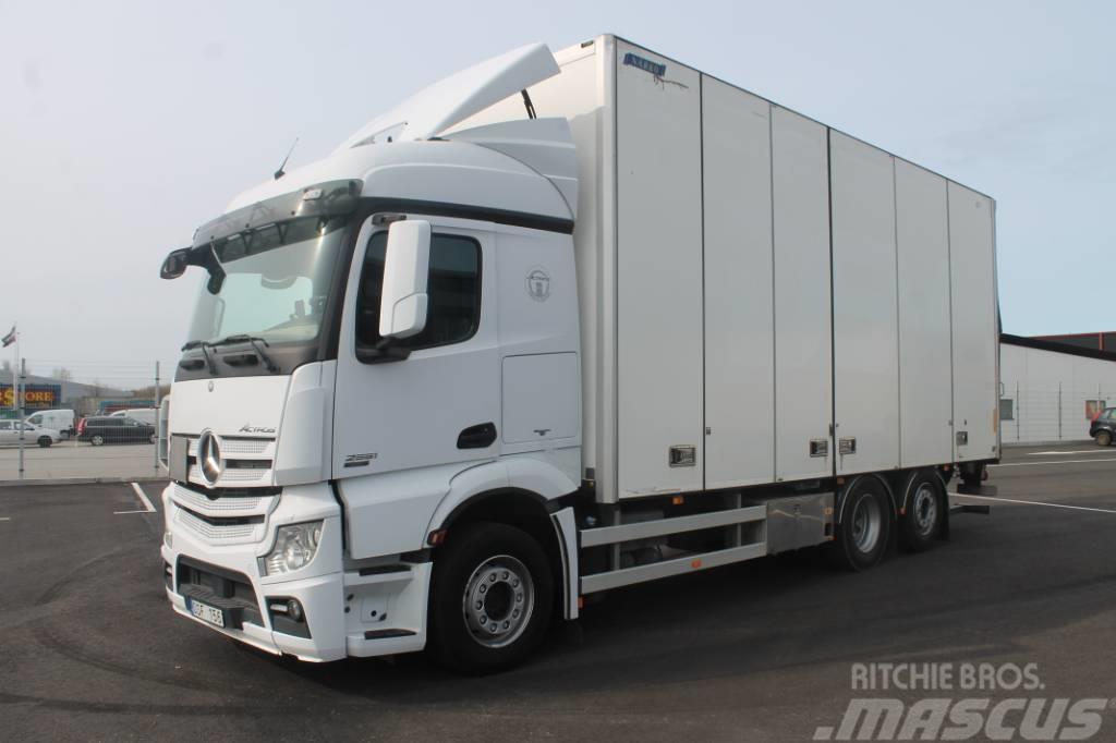 Mercedes-Benz Actros 2551 EURO 5