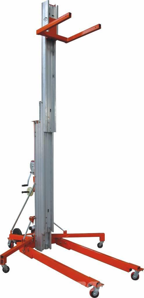 JQ Lift platform--LGA10手动物料升降机