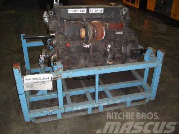 Fiat motor CX8050