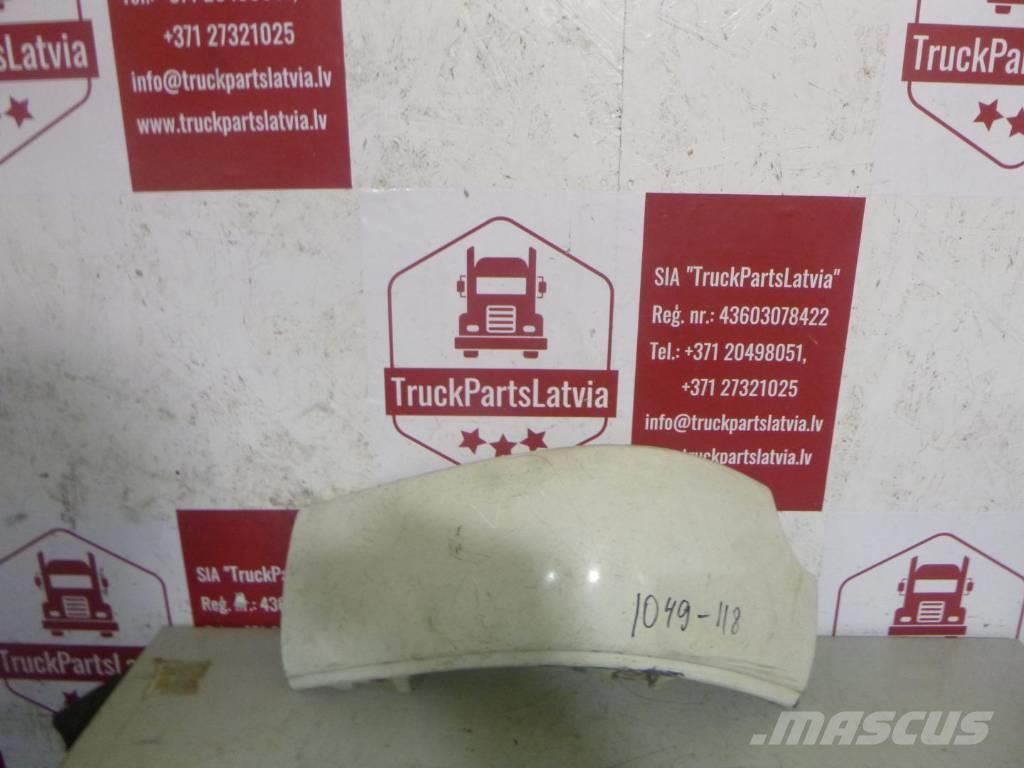 Volvo FH 13 Front bumper left cover 20425626