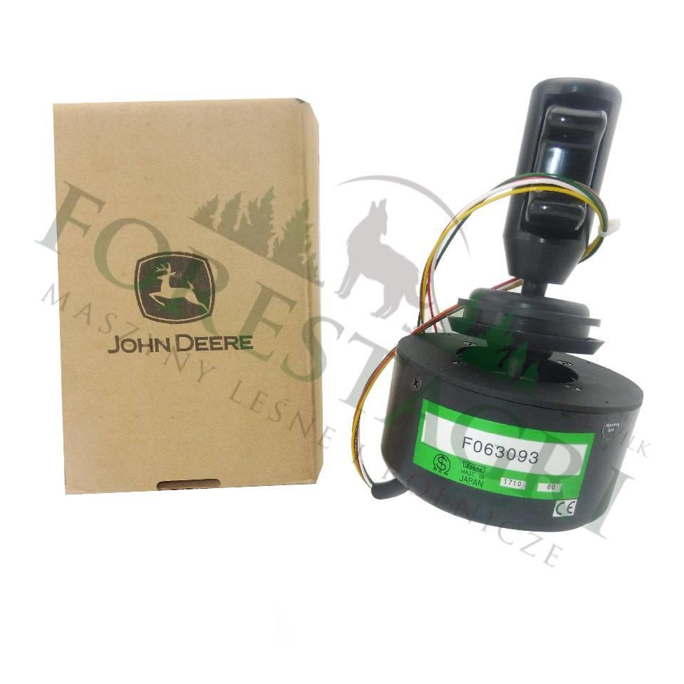 John Deere JOYSTICK HARVESTER F063093