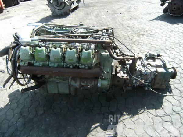 Mercedes-Benz OM423, 1989, Motorer