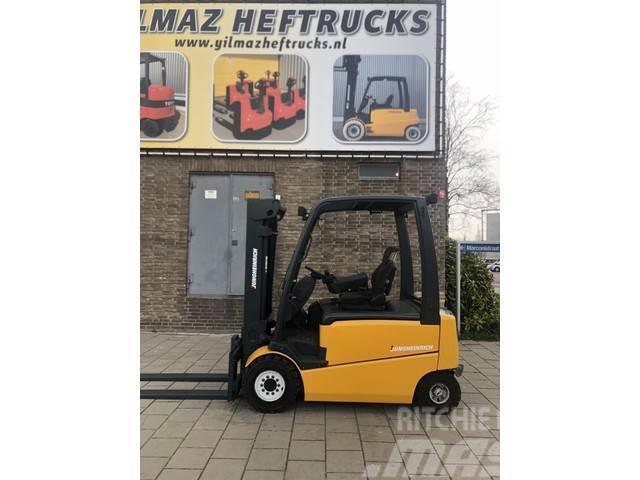 [Other] Heftruck Jungheinrich EFG430 3000KG 4.70METER