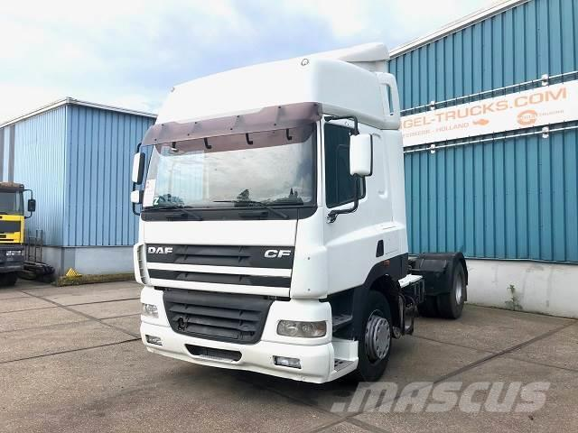 DAF CF85-430 SPACECAB (MANUAL GEARBOX / EURO 3 / ZF-IN