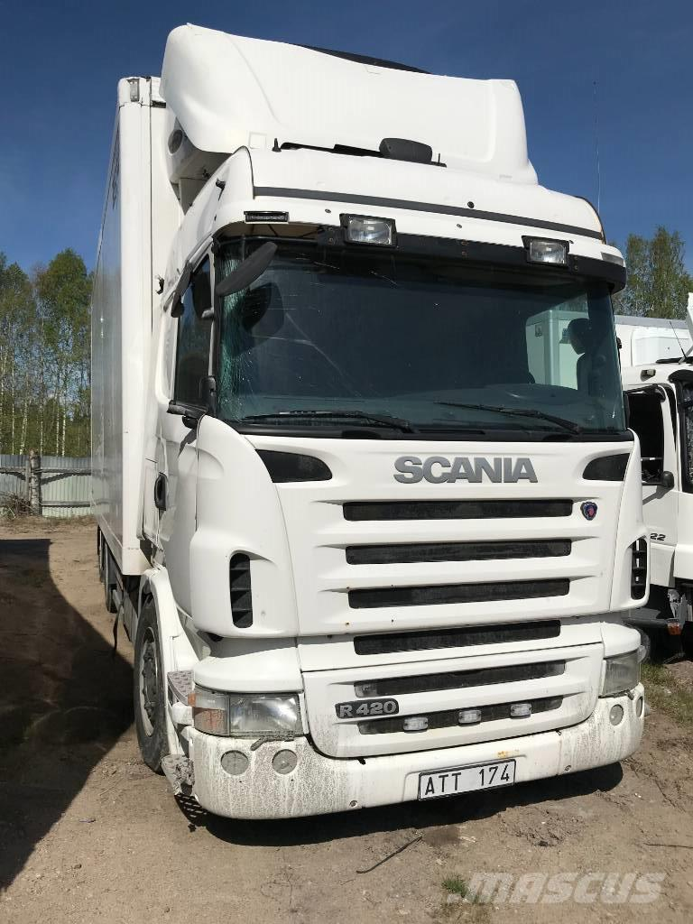 Scania R 420 6x2*4 MLB