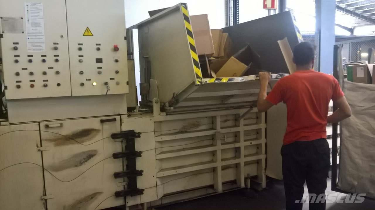 [Other] Prensa horizontal HSM Paper Bale VK 3071200