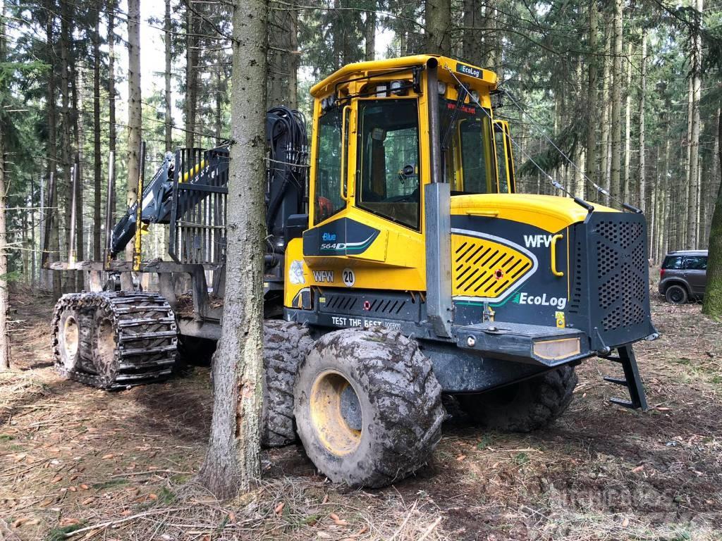Eco Log 564D+ Gebrauchtmaschine