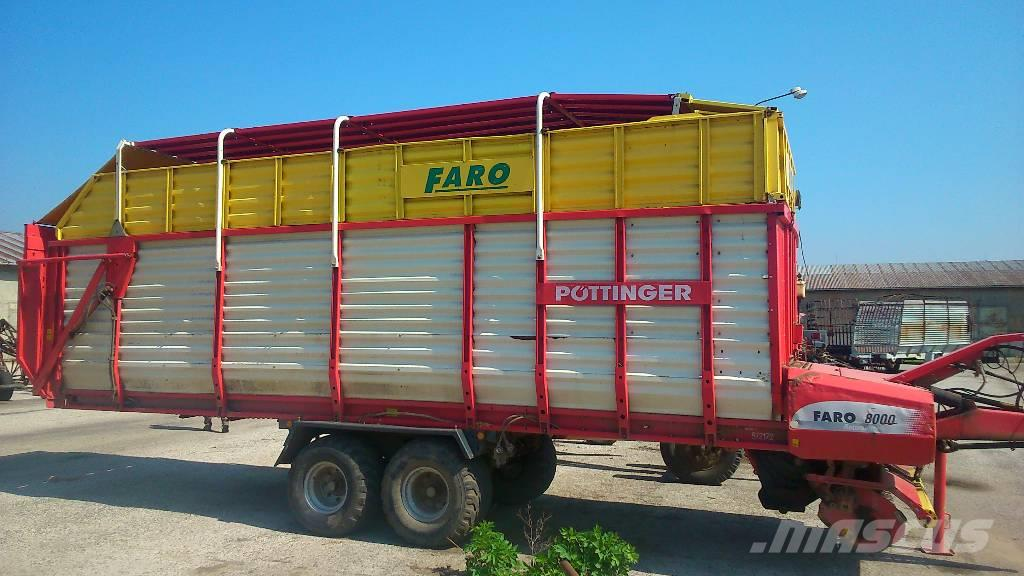 Pöttinger Faro 8000