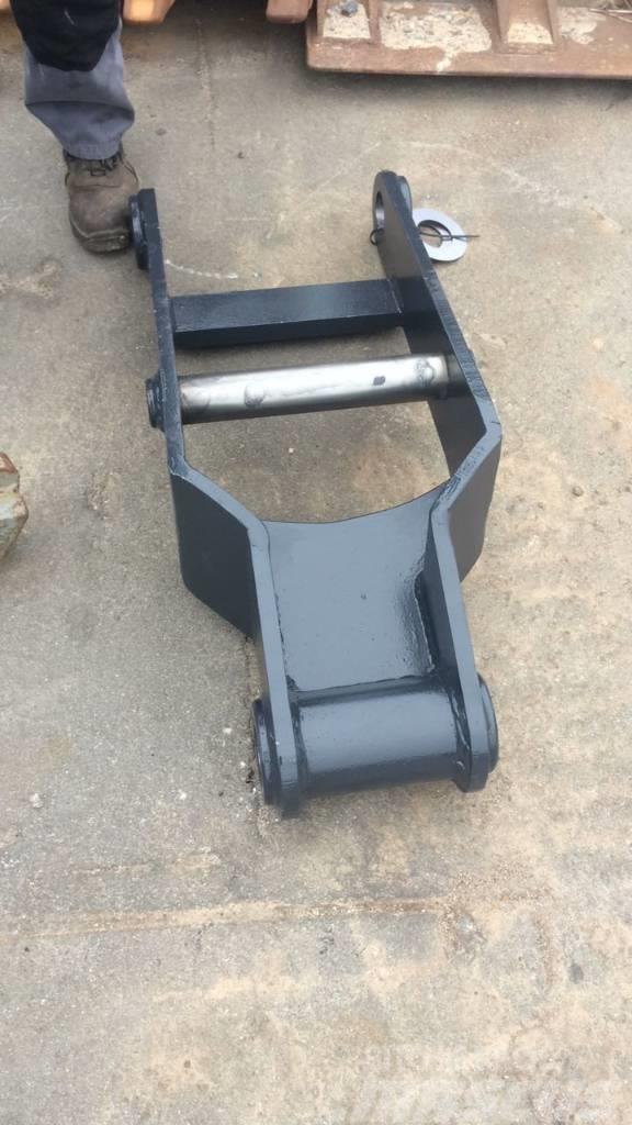 Liebherr SW33 adapter clamshell / Greifer