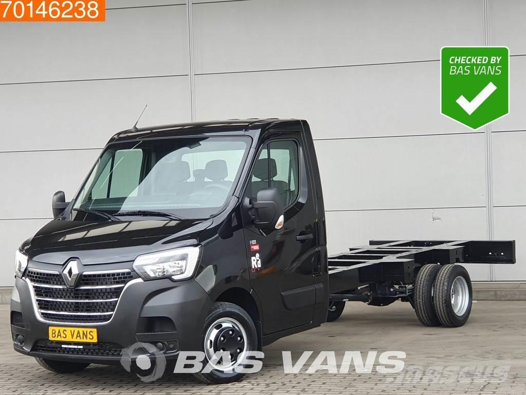 Renault Master DCI 165 3.5t Nieuw Chassis cabine 432wb Air