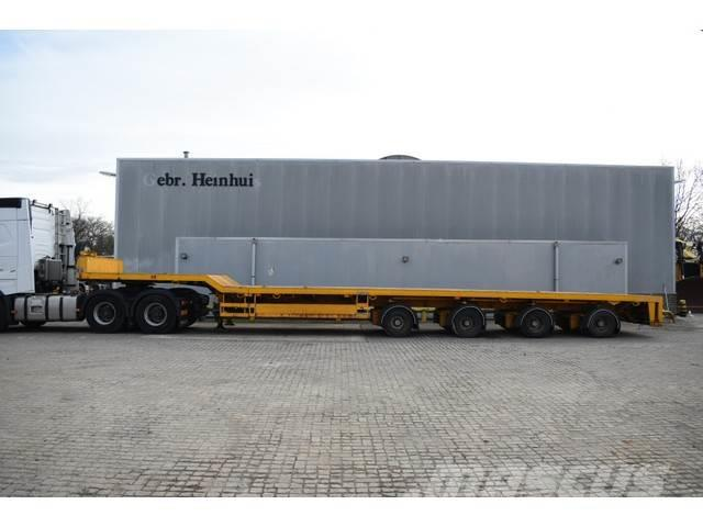 Broshuis 4 AOU-58/3-15K Powersteering 28.65 M Extandable To