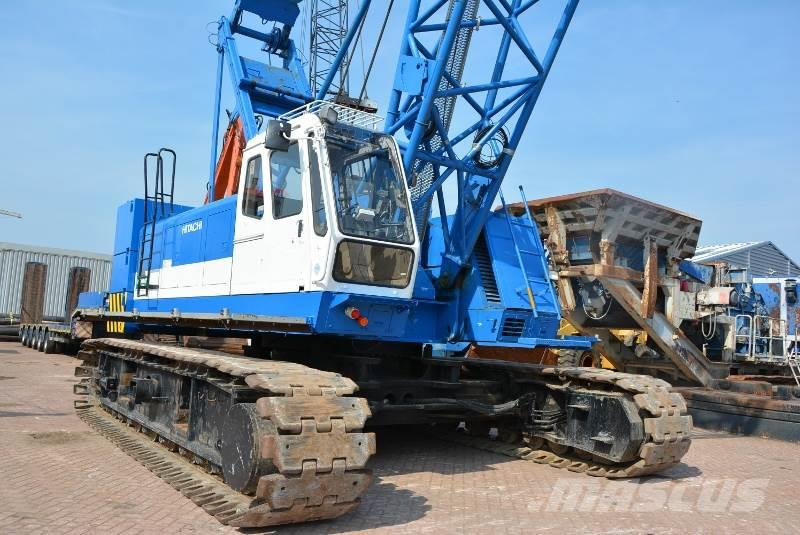 used hitachi scx 900 hd tracked cranes year 2002 for sale. Black Bedroom Furniture Sets. Home Design Ideas