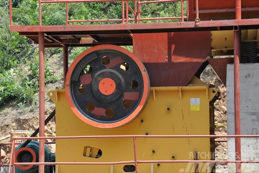 Liming La station de concassage de pierre dure à capacité
