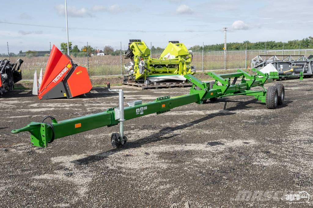 [Other] AGROPARK New AGROPARK FF12T tandem axle trolley fo
