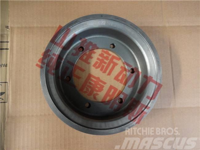 Cummins belt pulley nt855 k19 4b 6b 6c