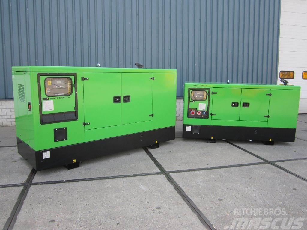 Iveco Genpower II-110 100kVA