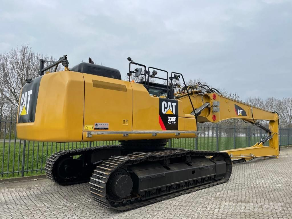 Caterpillar 336FL Ultra High Demolition