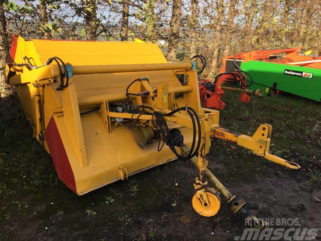 [Other] Schepers 1800HK bladveegmachine