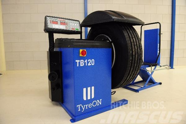 TyreOn Balanceermachine | SNS741
