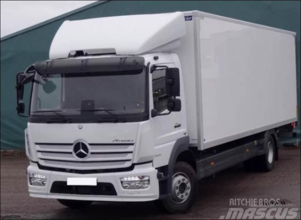 Mercedes-Benz Atego 916 AC, Aut, Sidodörr