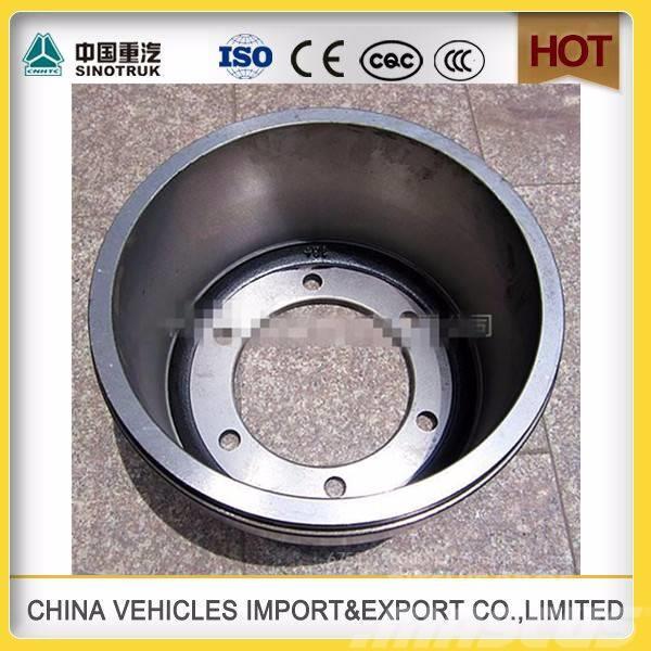 [Other] WG9231342006 HOWO brake drum and wheel hub WG92313