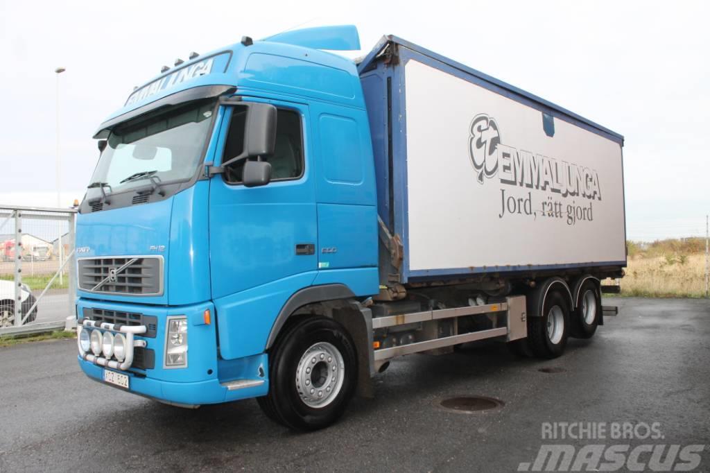Volvo FH12 6X2R JMNL CHH