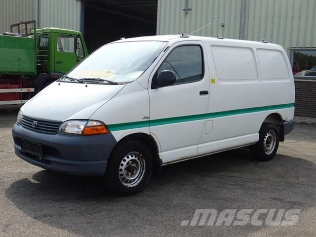 Toyota HiAce Van Manuel Gearbox Good Condition
