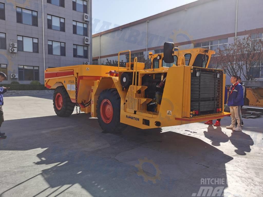 [Other] Fambition Mining haul underground truck