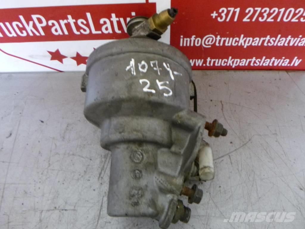 Scania R480 PNEUMATIC BOOSTER 1367453