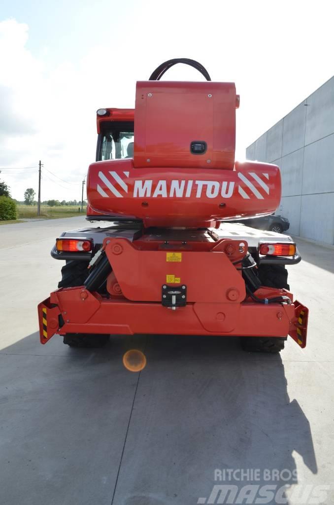 Manitou MRT 2550 PRIVILEGE +, 2017, Teleskoplastare