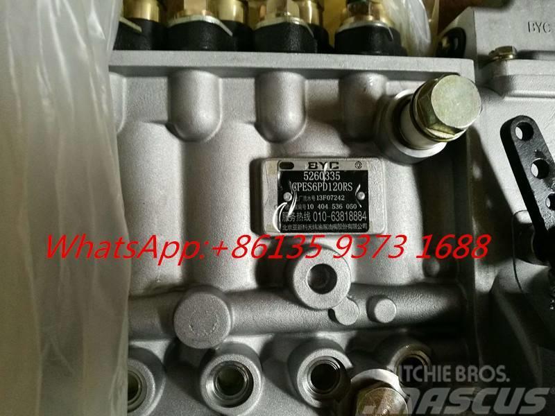 Cummins 6b Engine Fuel Injection Pump 5260335