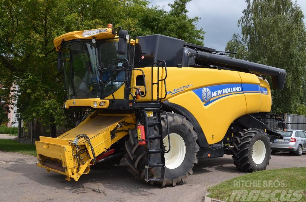 New Holland CX8070 ELEVATION