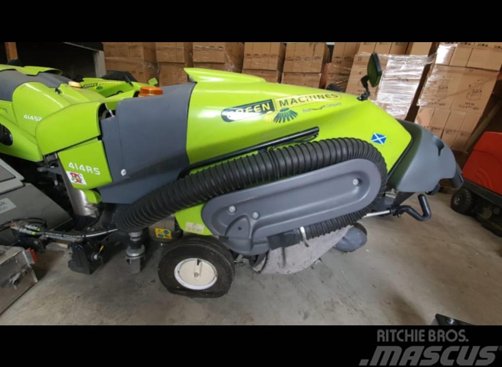 Tennant Green Machine 414 RS
