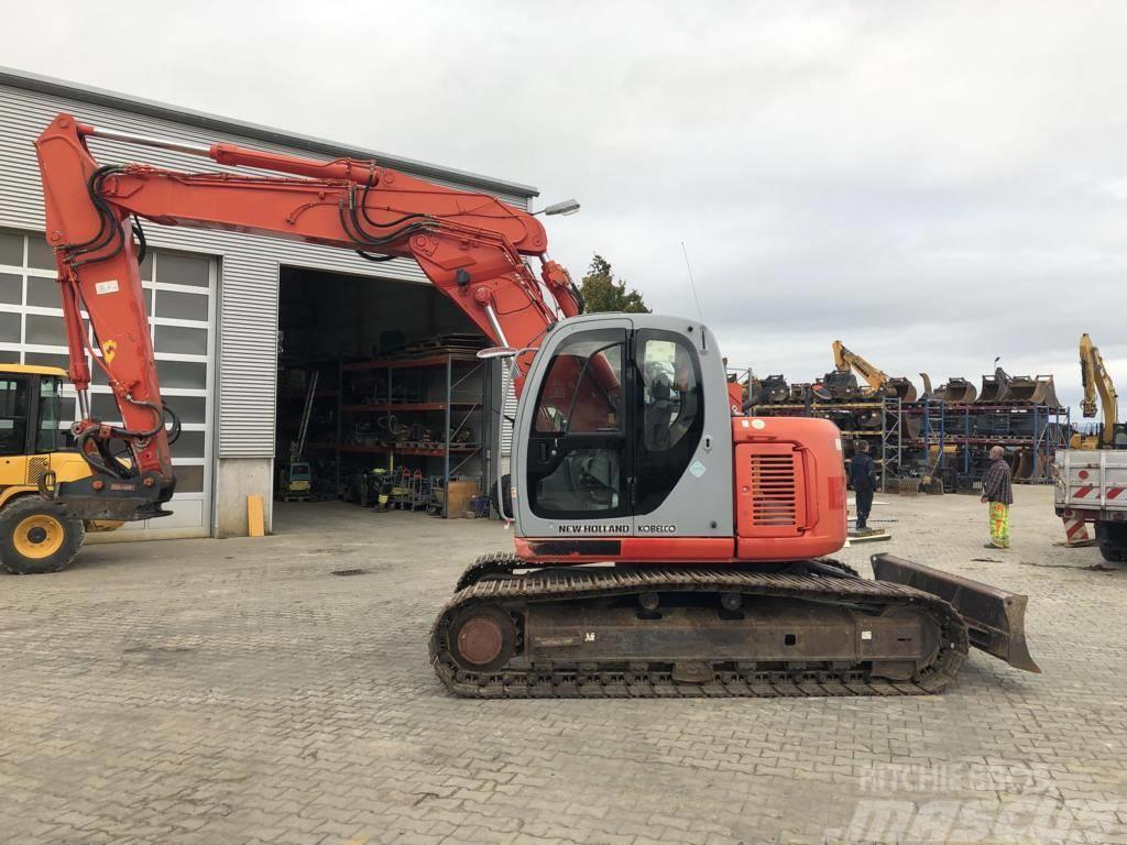 New Holland E135SR-1ES KOBELCO E135SR-1ES