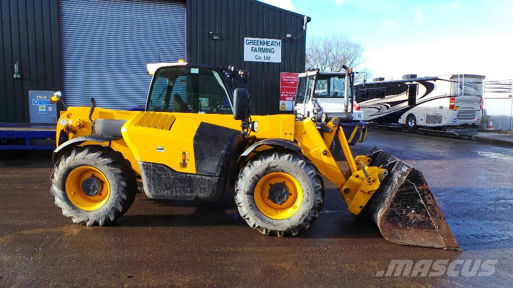 JCB 531-70 Turbo (Farm Spec)