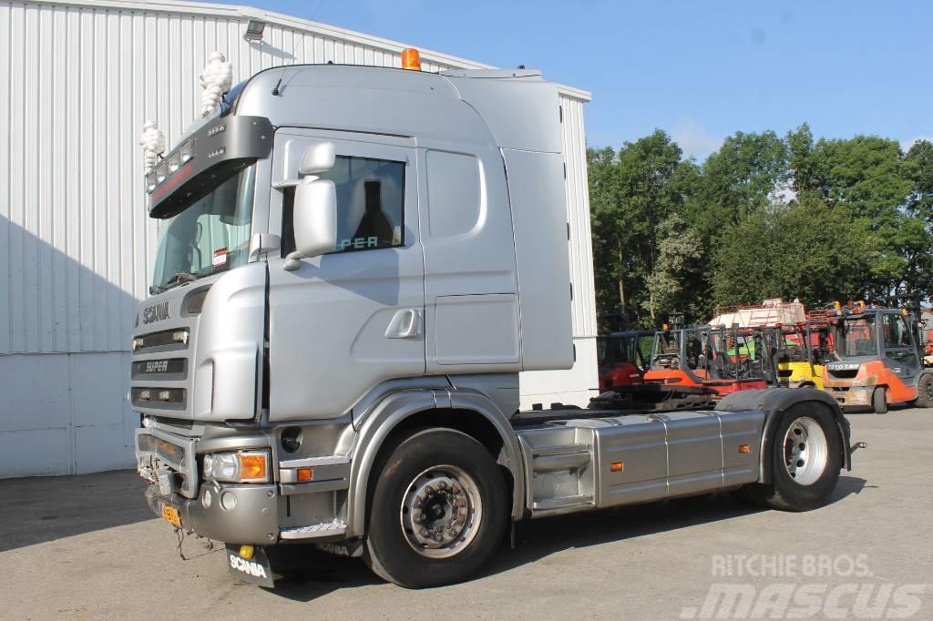 Scania R500 V8 Euro5