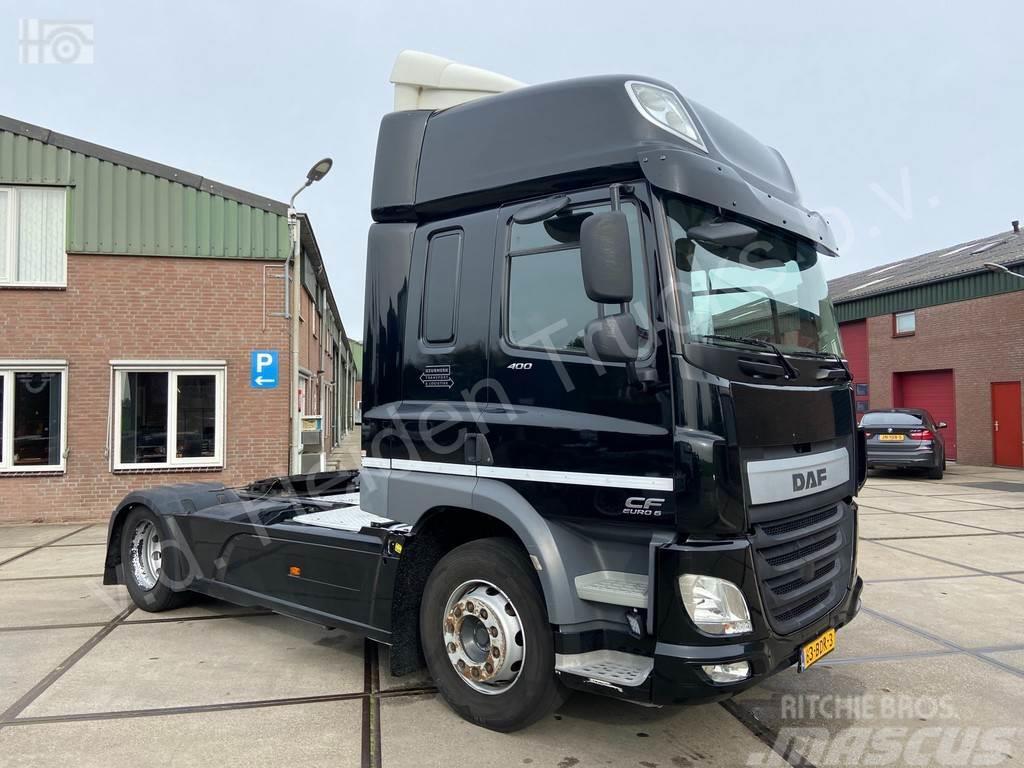 DAF CF 400 FT   NL Truck   APK