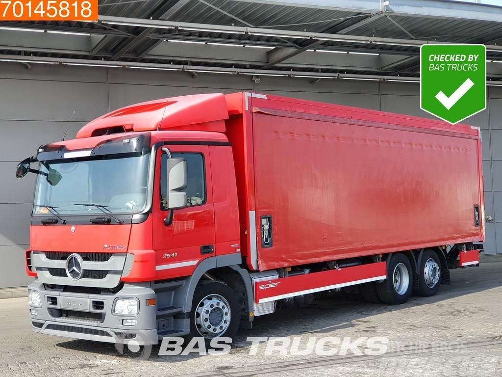 Mercedes-Benz Actros 2541 6X2 German Truck 6x2*4 Steering Axle L